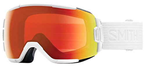 Smith Erwachsene Vice Skibrille, Whiteout, M