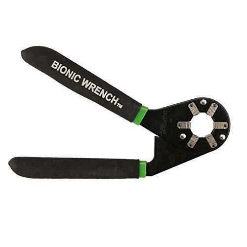 Loggerhead Tools, bionischer verstellbarer 8-Zoll-Schlüssel, 11 bis 20 mm (7/16Zoll bis 3/4-Zoll), BW8-01R-01