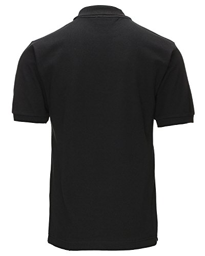 Kappa AARAU Polo-Shirt, Weiss Schwarz