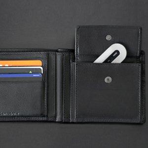 MYNT Smart Tracker und Fernbedienung Tragbar für Portemonnaie, Haustier Schlüsselfinder Abbildung 3