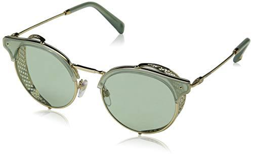 Valentino Damen 0VA2008Z 3028/2 51 Sonnenbrille, (Gold/Light Green)