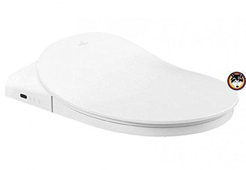 Preisvergleich Produktbild Villeroy & Boch ViClean-L Dusch-WC-Sitz (V02EL401) ohne WC nur WC SITZ