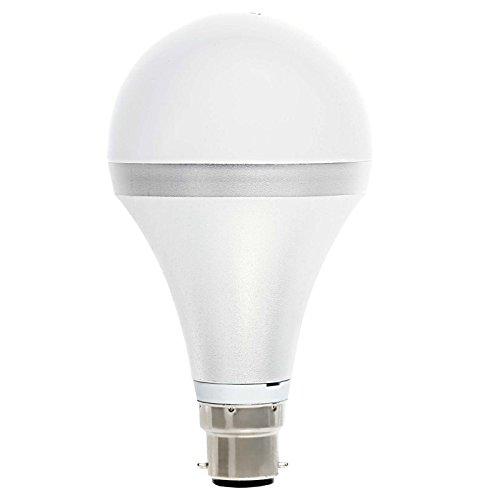 ledus B22 Ampoule LED SMD de haute qualité clair brillant strass Ampoules Energy Saver Home Lighting – 120 ° angle du faisceau – Durée de vie jusqu'à 30000 heures – Garantie 5 ans, b22, 3.0 wattsW