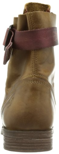 Fly London  STAY, Boots biker femme Beige - Camel/Beige