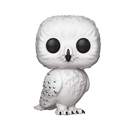 Funko 35510 Pop Vinyl: Harry Potter S5: Hedwig Sammelbares Spielzeug, Mehrfarben, Standard