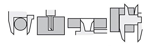 Vogel Uhr - Messschieber 0 - 200 mm DIN 862