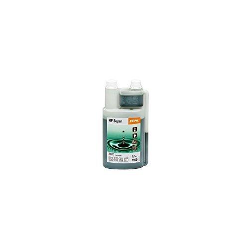 STIHL-Hp-Super-2-Tempi-Olio-100ml-1Ltr-1Ltr-Tassametro-5-litri