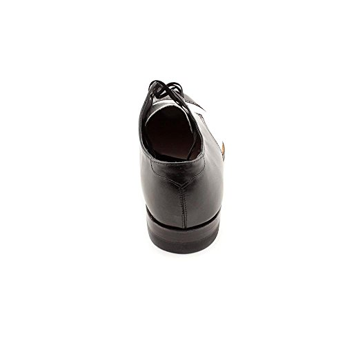 Stacy Adams Madison Cuir Oxford Black-White