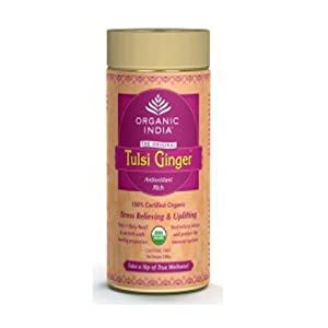 Organic-India-Tulsi-Ginger-Tea-100g