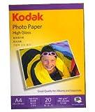 #3: Kodak 180 GSM A4 20 Sheets