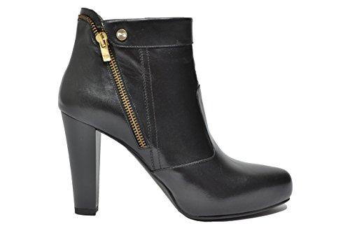 Nero Giardini Tronchetti scarpe donna nero 6304 elegante A616304DE 37