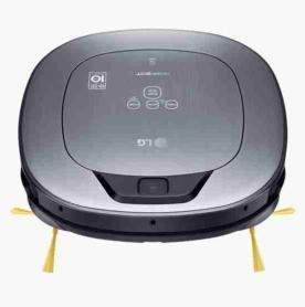 LG Kitchen vr65710lvmp. amsqeeu Staubsauger Roboter Motor Smart Inverter, 6Watt, 0,6Liter, silber Metall