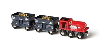 Brio 33278 - De oro de transporte de Brio