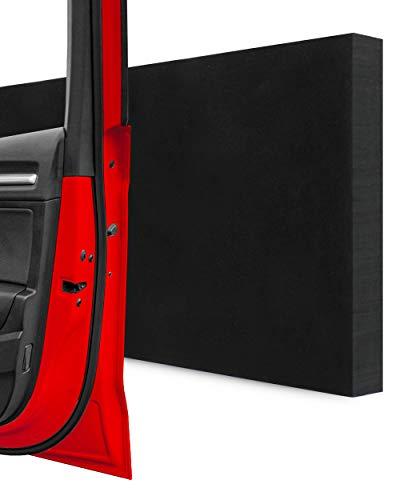 STRACKS® Garagen Wandschutz 4x 43x15x1,5cm - Für Ihr Auto und die Garagenwand - Selbstklebender Türkantenschutz - Der Perfekte XXL Türschutz