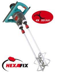 Preisvergleich Produktbild Collomix CX 22 DUO Rührgerät m. MKD 120 HF