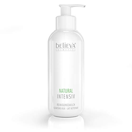 Believa Natural Intensiv Reinigungsmilch, 250 ml