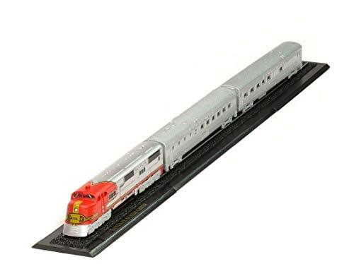 IXO/ALTAYA/ATLAS Zug Set Santa Fe Super Chief Trains gebraucht kaufen  Wird an jeden Ort in Deutschland