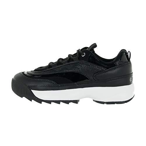 FL8KAEELE12 Black Guess GUESS FOOTWEAR MAIN Sneakers
