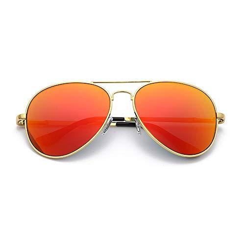 LZRDZSW Polarisierte Sonnenbrille, Full UV400 Protection HD Polarisierte Sonnenbrille, HD Vision, komfortabler Körper, farbenfrohe Beschichtung, Anti-UVA, Anti-UVB, Modetrends für Männer und Frauen, F