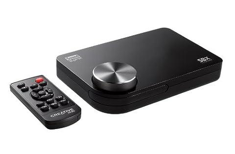 Creative Sound Blaster X-Fi Surround 5.1 Pro - USB Soundkarte - Verwandelt ihren PC oder ihr Notebook in ein 5.1 -Entertainment-System mit SBX Pro