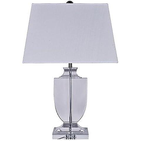 Piteng™ lampade da tavolo, 1 luce, semplice e moderno ms-33150 (BBB) , 220-240V
