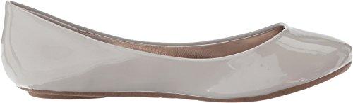 Steve Madden 'p-cielo' Ballerine Patent Leather Light Grey 1