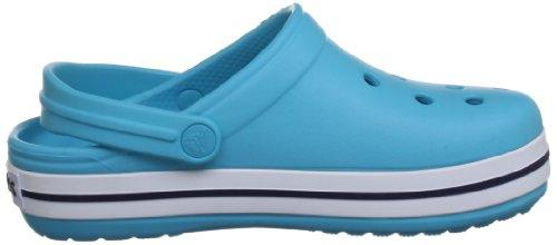 Crocs Crocband Kids, Sabot Unisex Bambini Blu (Surf/Navy)