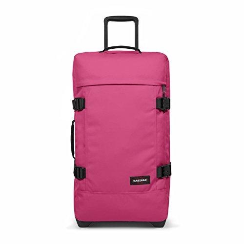 Eastpak Tranverz M Valise, 67 cm, 78 L, Rose (Extra Pink)
