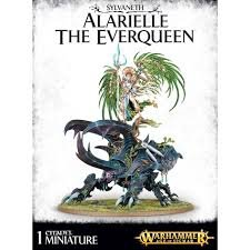 AOS Age of Sigmar Sylvaneth Alarielle the Everqueen (1 figure)