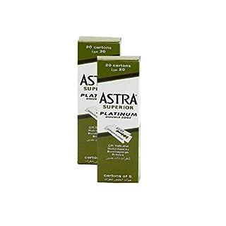 Astra Rasierklingen 100er Pack (200)