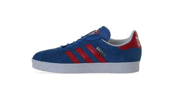adidas Gazelle II D65440 Blue \u0026 Red