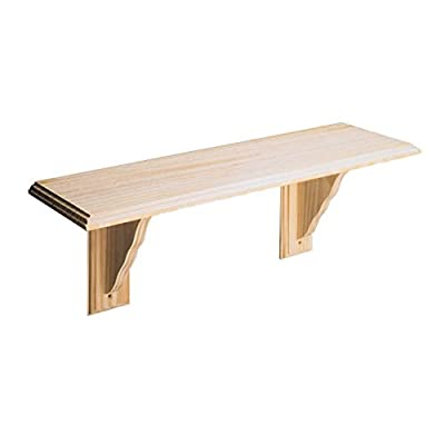 Core Products TS102 Shelf Kit, Unfinished