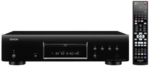 Denon DBT 1713 Universal 3D Blu-ray Player (SACD, DVD-Audio, DVD, CD, Netflix) schwarz