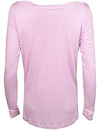 Camicie it Rosa Shirt Top Bluse Pinko T E Amazon avgUw