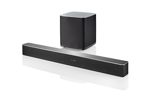 LG Flow Music HS9 Inteligente Hi-Fi Audio barra de sonido