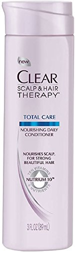 2 Pack - Clear Total Care Nourishing Daily Conditioner 3 oz