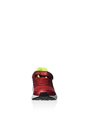 Asics Junior Gel-Zaraca 4 PS Scarpe Da Corsa Rosso/Giallo