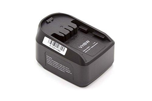 vhbw Li-Ion Akku 2000mAh (18V) für Elektro Werkzeug Güde 18V-Gartengeräte-Set, GD 95693, GD95693 Wie 58100, 58104, 58106, 95148, 95149, 95690.