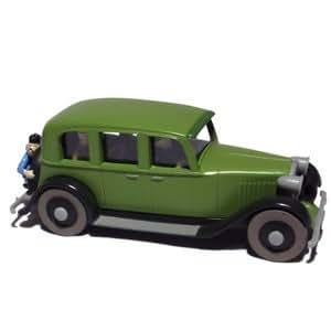 Tintin et Milou: Tim & Struppi - Modellauto 09 Mitsuhiratos