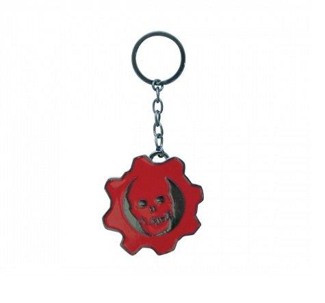 Of Gears War Schlüsselanhänger (Gears of War 3 Metall-Schlüsselanhänger Logo)