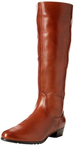 Gerry Weber Shoes Damen Carmen 34 Hohe Stiefel, Braun (Cognac 370), 39 EU