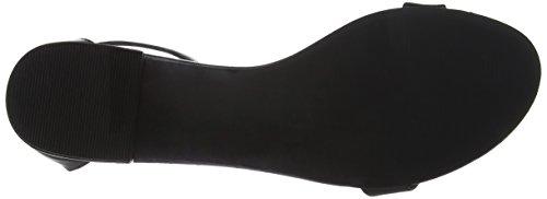 Aldo - Angilia, Strap alla caviglia Donna Black (Black Synthetic)
