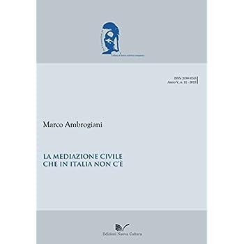 Le Mediazione Civile Che In Italia Non C'è