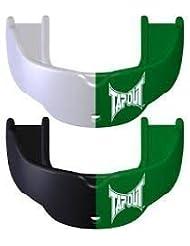 Tapout Protège Dents De Boxe Hockey Bouclier De Gomme Sports Protection Paquet De 2