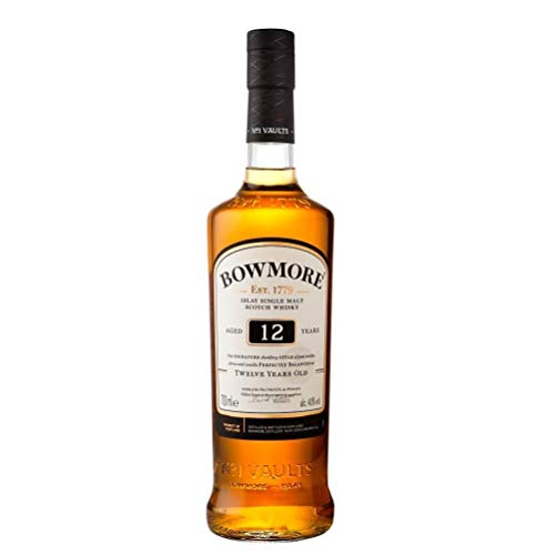 Bowmore 12 Jahre, 1er Pack (1 x 700 ml) - Francisco Honig San