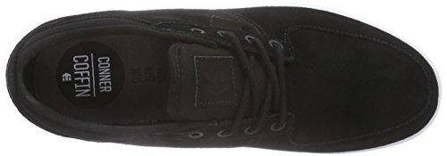 Etnies  HITCH, Sneakers basses hommes Noir (black/white)