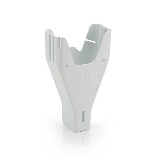 Börner Gemüsehobel V5 PowerLine Plus Set (weiß) – BPA frei - 7