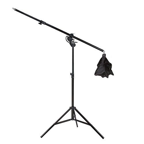 ex-pro-medium-duty-umbrella-softbox-flash-light-boom-light-stand-for-photo-video-weight-sand-bag