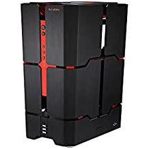 In Win H-Tower Certificado ROG Rojo/Negro - Caja/Torre