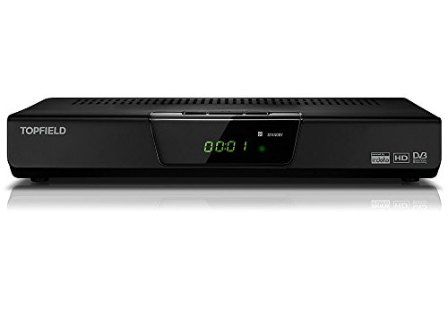 Topfield TF-S3000RHD HD Digital Satelliten Receiver für die ORF Karte inkl. HDMI Kabel